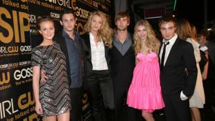 """""""Gossip Girl""""-Cast"""
