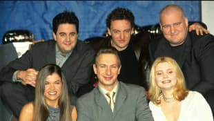 """Wochenshow""-Cast, 2001"
