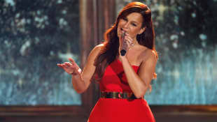 Andrea Berg als sex Santa Girl