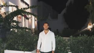 Andrej Mangold Rose Beziehung Jennifer der Bachelor