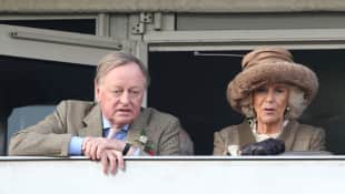 Camilla Ex-Mann Andrew Parker Bowles