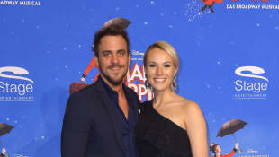 Anna Hofbauer und Marc Barthel