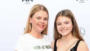 Anne-Sophie Briest und Faye Montana