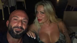 Adam sucht Eva Gina-Lisa Lohfink Antonino