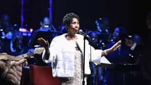 Aretha Franklin Update