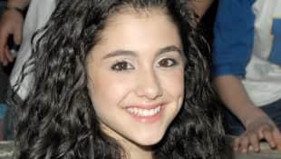 Ariana Grande, Ariana Grande früher, Ariana Grande schwarze Haare