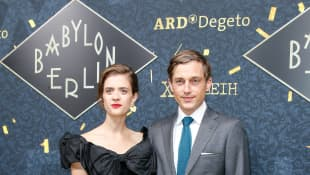 Babylon Berlin Liv Lisa Fries Volker Bruch Free-TV-Premiere