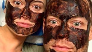 """Dieses lustige Bild posten Jenny und """"Bachelor""""-Andrej auf Instagram"""