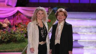 Beatrice Egli und Lys Assia