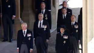 Beerdigung von Prinz Philip