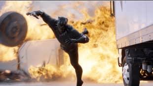 "Chadwick Boseman alias ""Black Panther"""