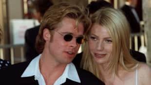 Brad Pitt und Gwyneth Paltrow 1996