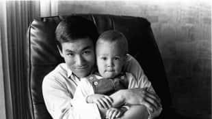 Bruce Lee Sohn Brandon Lee