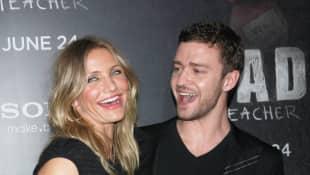 Cameron Diaz und Justin Timberlake waren ein Paar