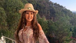 Neuer Look für Carmen Geiss: Sie zeigt sich als Brünette