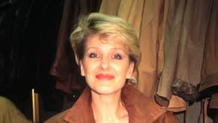 Carmen Nebel bei einem Urlaub in der Türkei 1992
