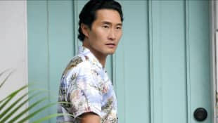 """Hawaii Five-0""-""Chin Ho Kelly""-Darsteller Daniel Dae Kim"