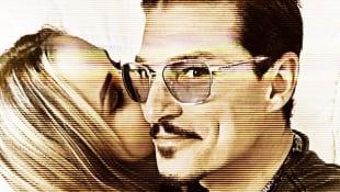 Chris Töpperwien mit seiner Freundin