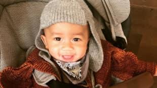 John Legend Chrissy Teigen Sohn Miles Stephens