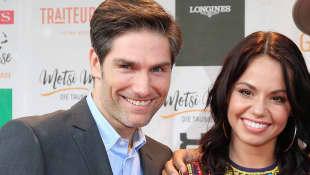 Christian Polanc und Christina Luft