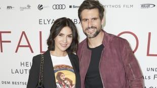 Chryssanthi Kavazi und Tom Beck Eltern Kinder Baby schwanger