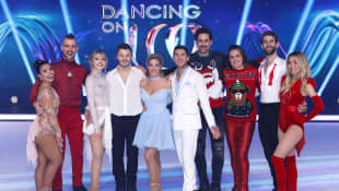 """""""Dancing on Ice""""-Halbfinalisten 2019"""