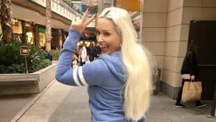 Daniela Katzenberger gesund happy