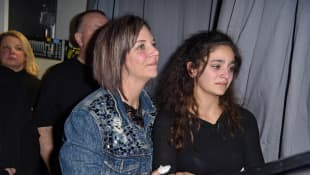 """Daniela Büchner und Tochter Jada beim Benefiz-Abend """"Goodbye Jens"""""""