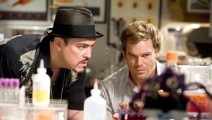 """Die Krimiserie """"Dexter"""""""