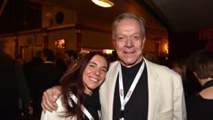 Dirk Galuba und Enrica