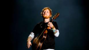 Ed Sheeran macht eine Pause