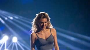 """Ella Endlich bei der zweiten Show von """"Let's Dance"""" 2019 der zwölften Staffel"""