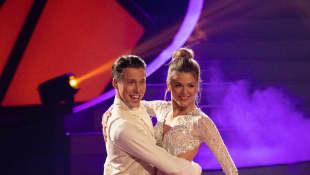 Valentin Lusin und Ella Endlich