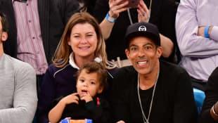 Ellen Pompeos Familie: ihr süßer Sohn Eli Christopher und Ehemann Chris