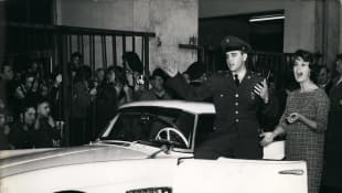 Elvis Presley in Deutschland