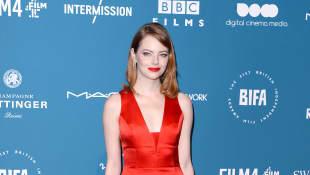 """Emma Stone bei den """"British Independent Film Awards"""" in London 2018"""