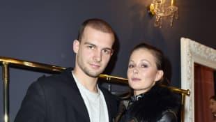 Eric Stehfest und seine Frau Edith