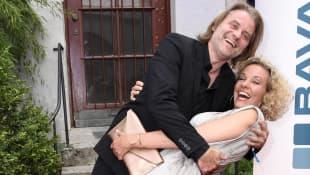Erich Altenkopf und Melanie Wiegmann