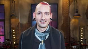 "Fabian Kahl beim WDR-Talk ""Kölner Treff"" am 23. März 2018"