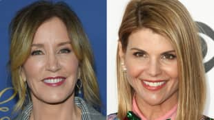 Felicity Huffman and Lori Loughlin Charged in College Bribe Scam