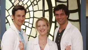 Florian David Fitz, Diana Amft und Kai Schumann