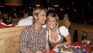 Florian Silbereisen und Helene Fischer 2009
