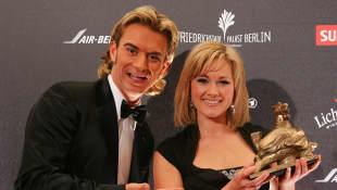 Florian Silbereisen und Helene Fischer 2007