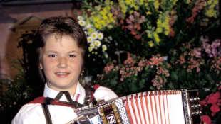Florian Silbereisen als Kind