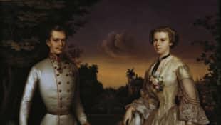 """Franz Josef und Elisabeth """"Sisi"""""""