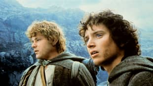 """""""Herr der Ringe"""": """"Frodo"""" und """"Samweis"""""""