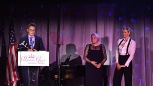 Fürstin Charlène von Monaco bei den Princess Grace Awards