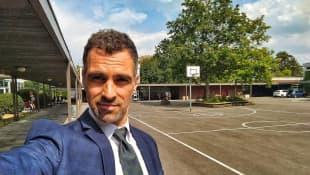 """Gabriel Merz wird in der 13. Staffel von Der Bergdoktor"""" als Milchbauer """"Gregor"""" zu sehen sein"""