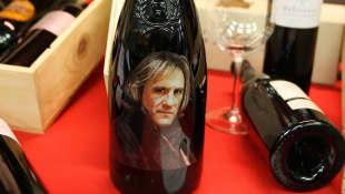 Gérard Depardieus Wein
