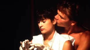 "Demi Moore und Patrick Swayze in ""Ghost"""